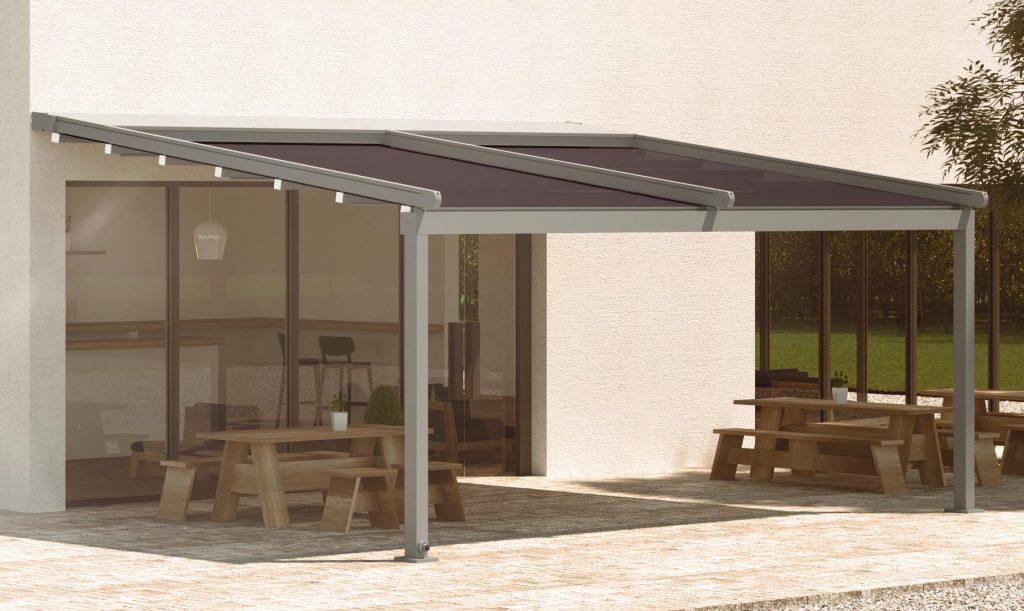 protecci n solar sin l mites parasoles toldos p rgolas terrazas. Black Bedroom Furniture Sets. Home Design Ideas