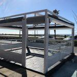 Cerramiento de terraza en Castelldefels