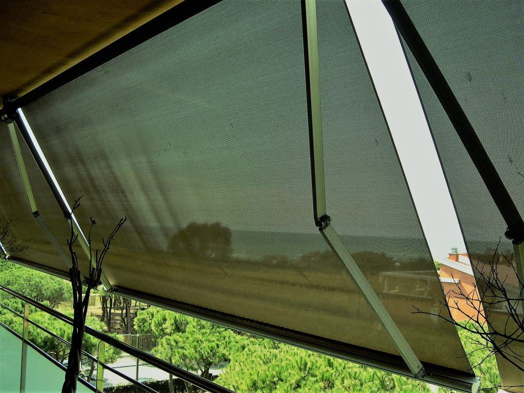 Reparar toldo Castelldefels
