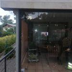 cerramiento terraza con cristal corredero